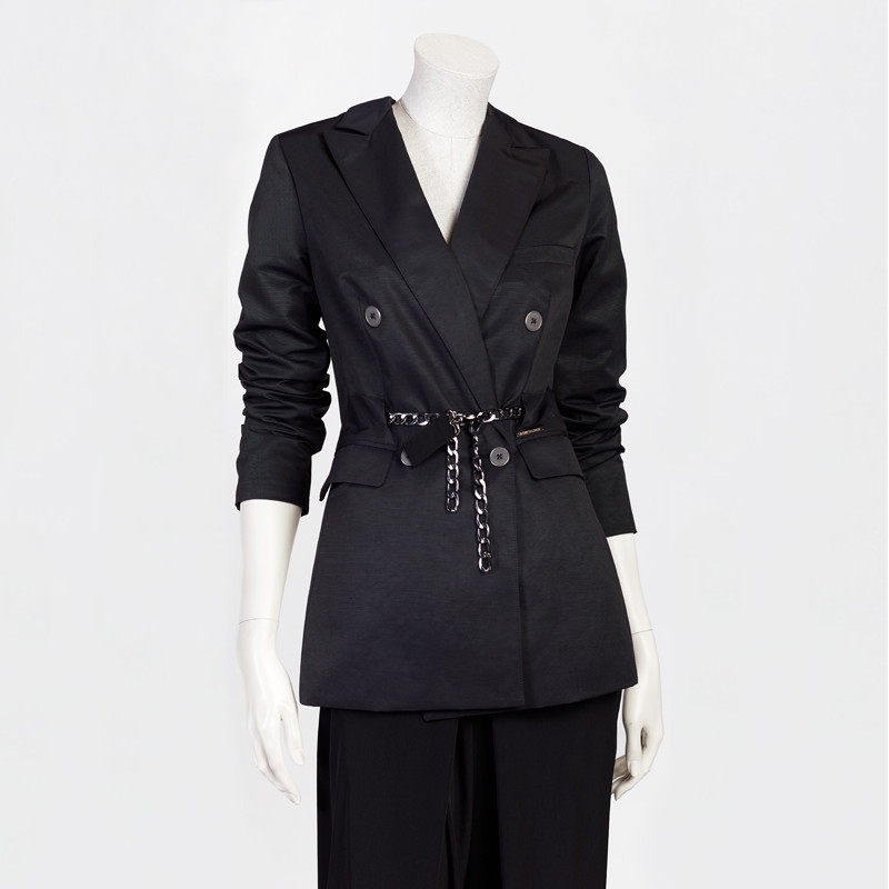 DOLORES JACKET, BLACK