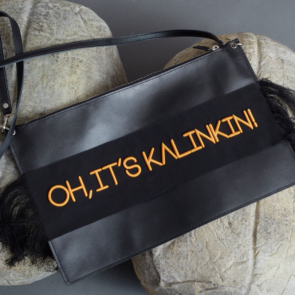 KALINKIN BAG, EMBROIDERED