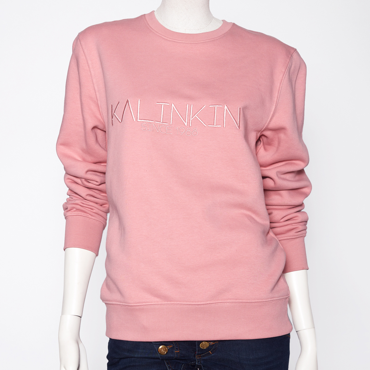 SINCE 1988 SWEATSHIRT, PINK