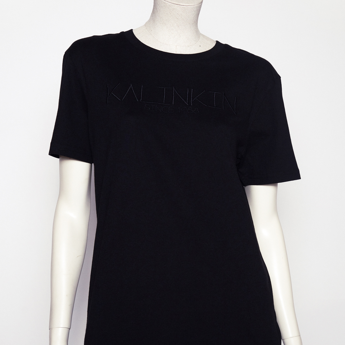 SINCE 1988 T-SHIRT, BLACK