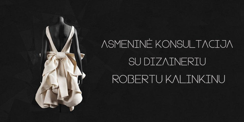 Meet with designer Robert Kalinkin