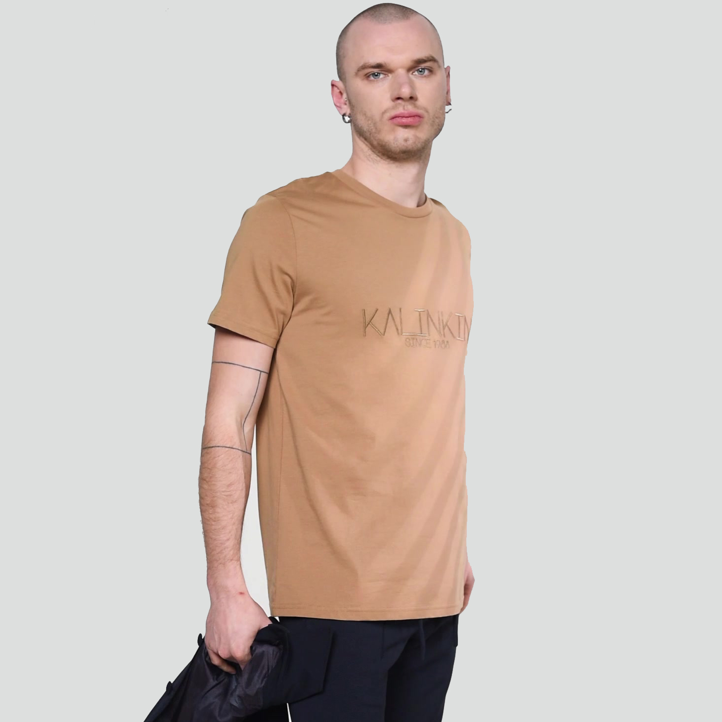 SINCE 1988 T-SHIRT - BROWN, UNISEX