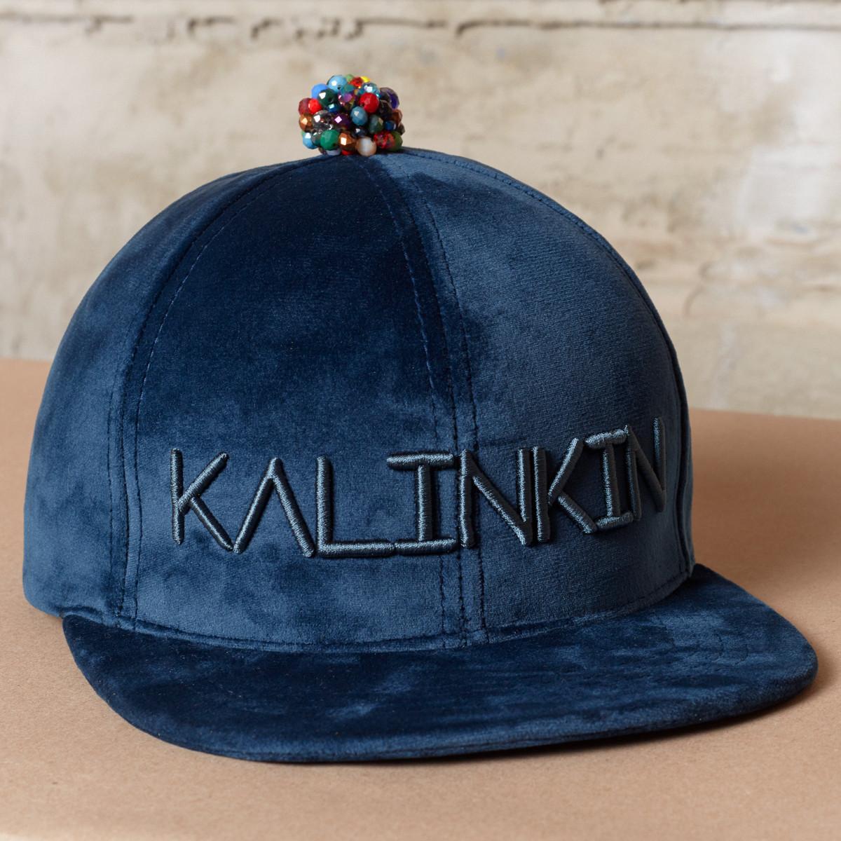 IT'S KALINKIN cap - royal blue
