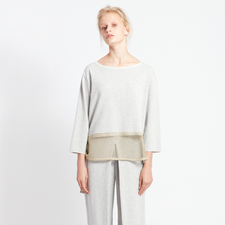 CASSINI JUMPER, GREY