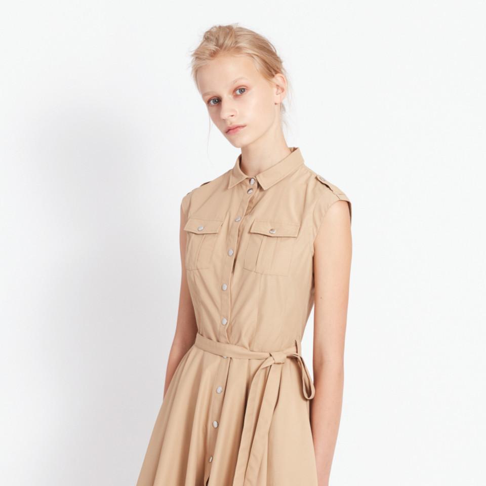 TERRAFORMING DRESS, SAND