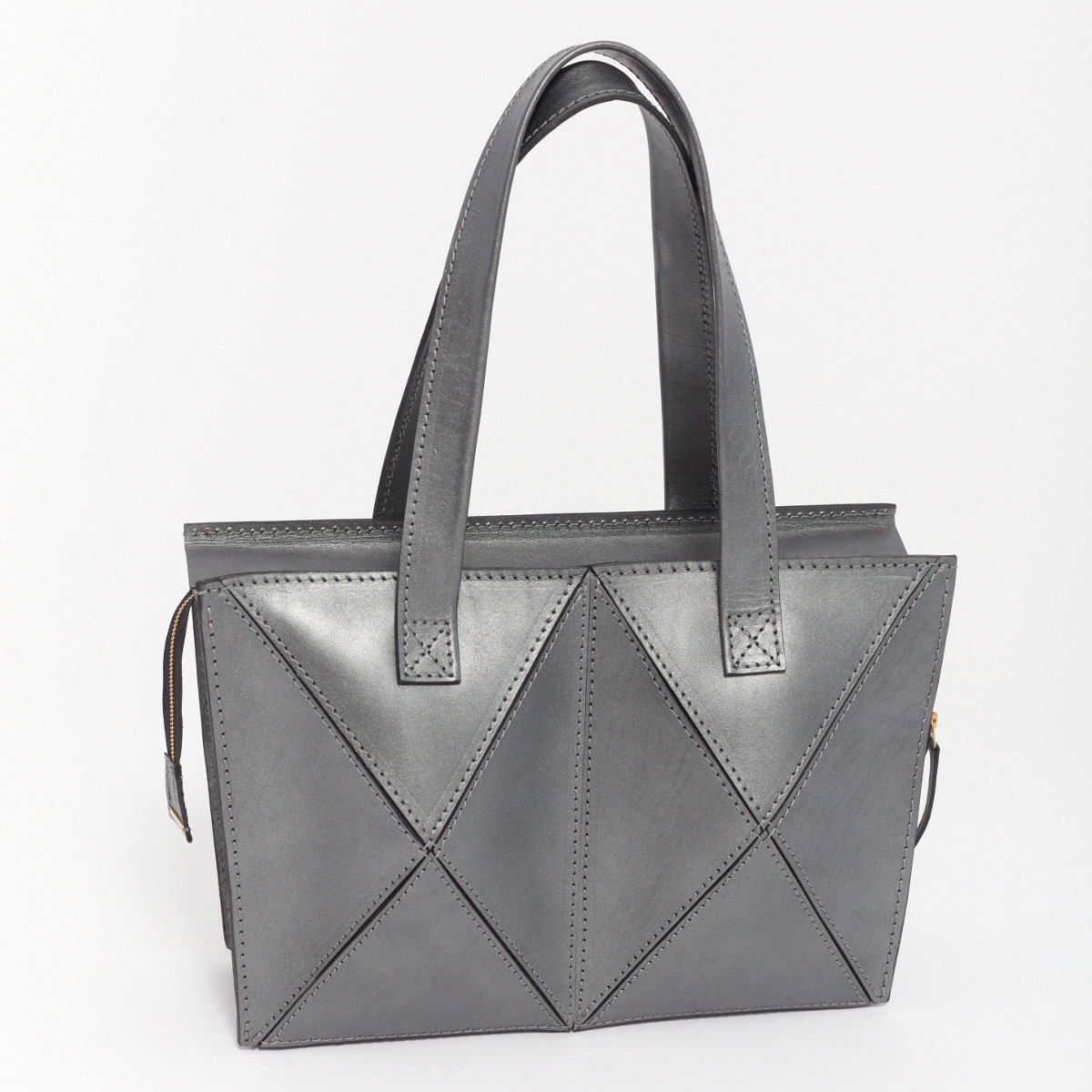 THE HILLS BAG, SILVER