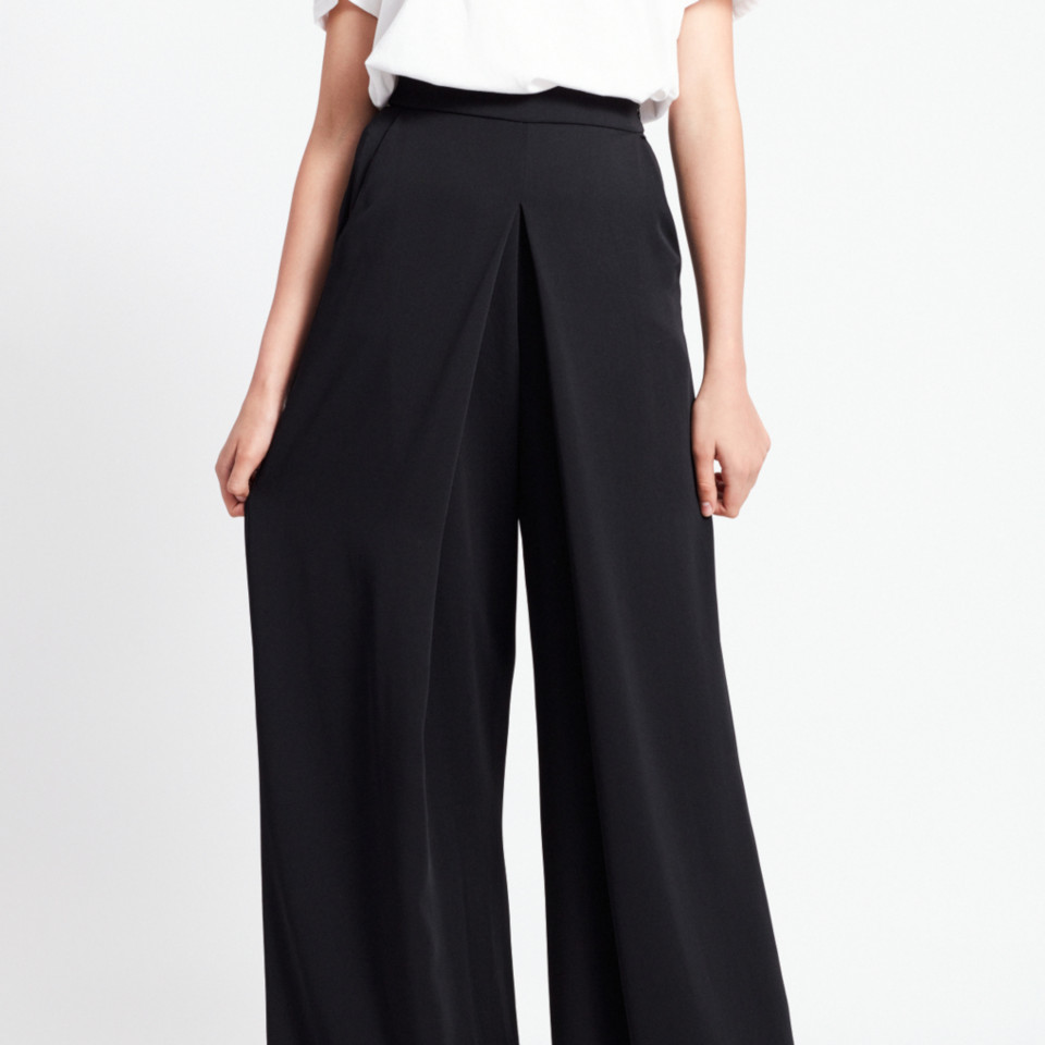 FREEFLOW TROUSERS, BLACK