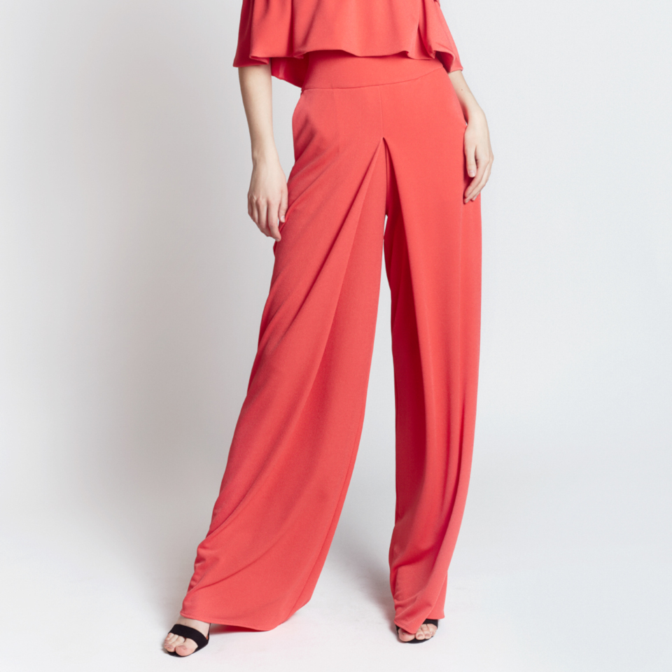 FREEFLOW TROUSERS, CORAL