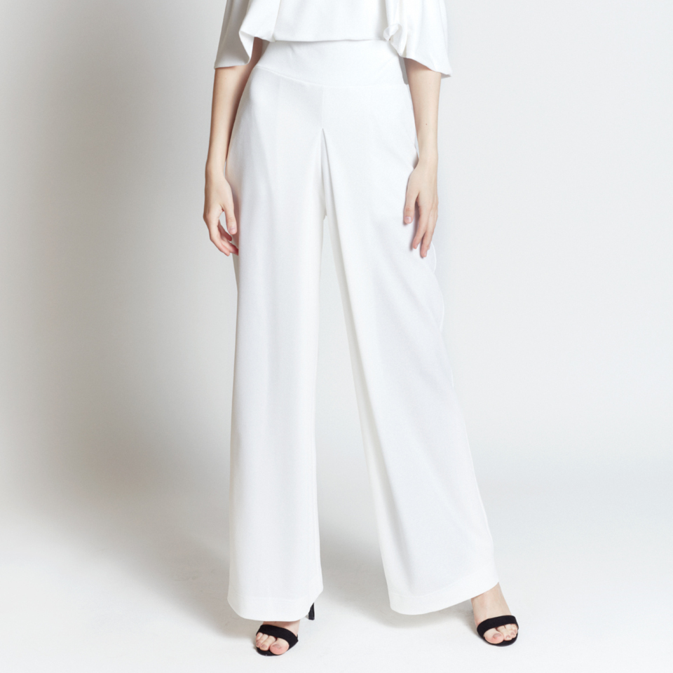 FREEFLOW TROUSERS, WHITE