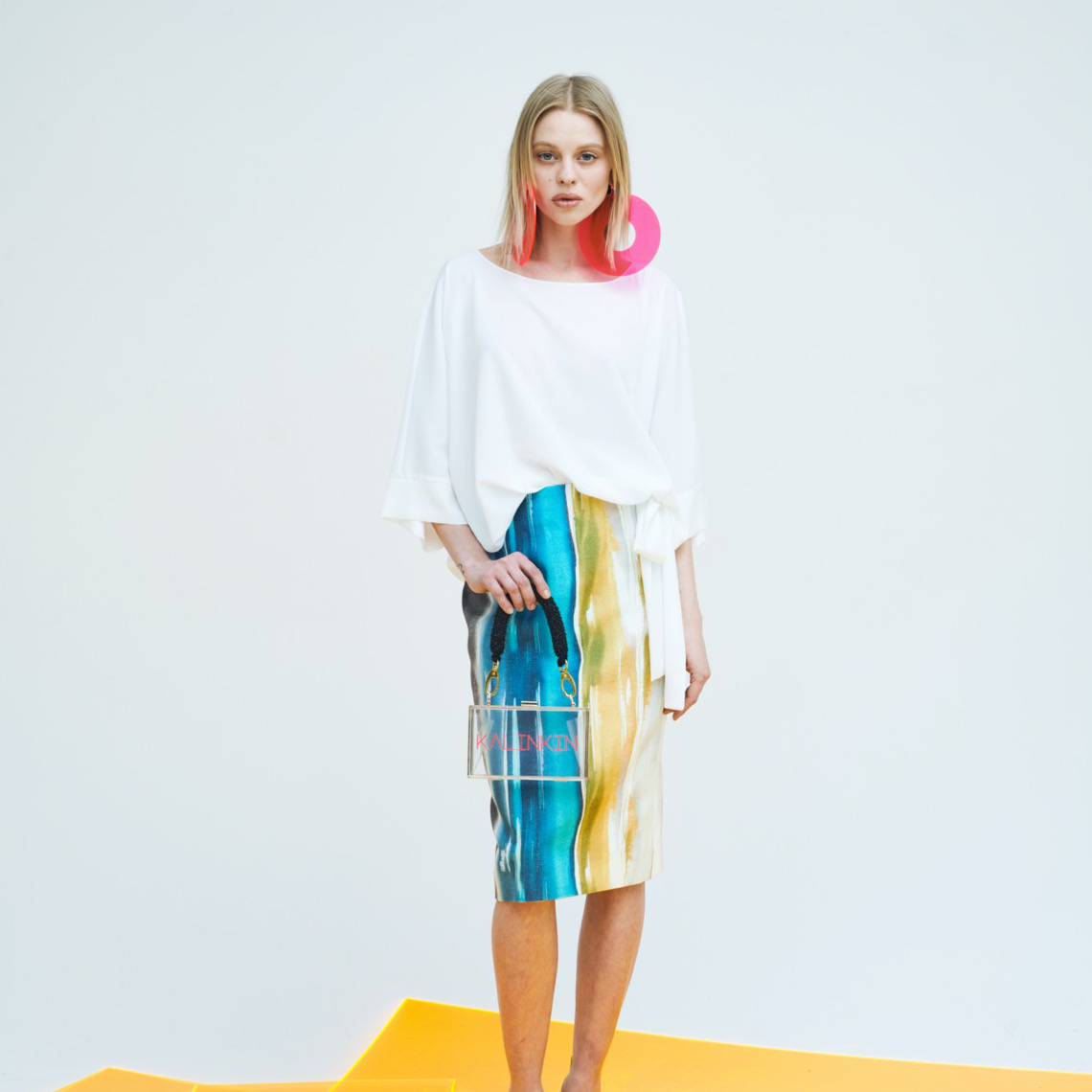 AQUARELLE SKIRT