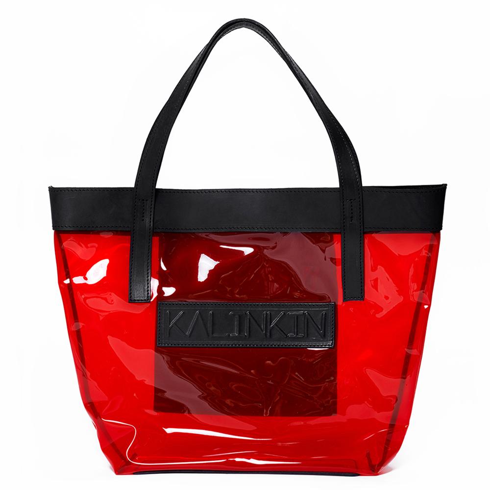 LIQUID RED BAG