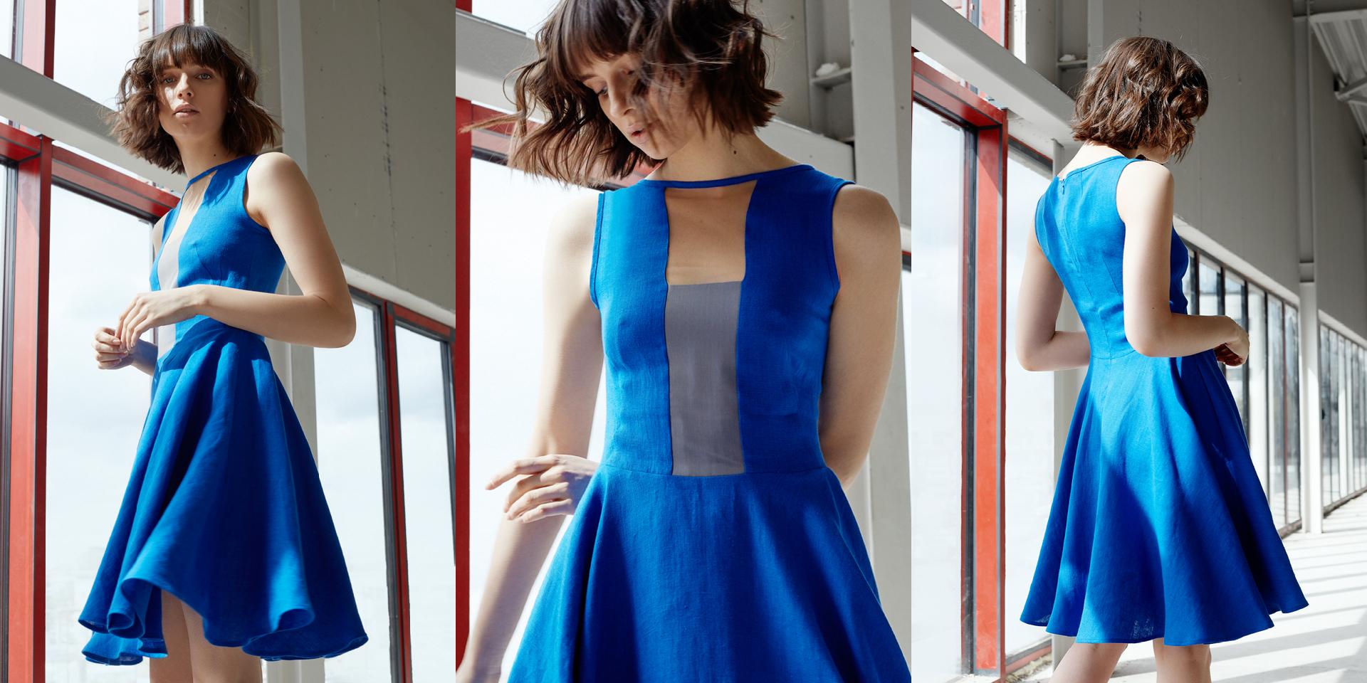 LINEN DRESSES SS17
