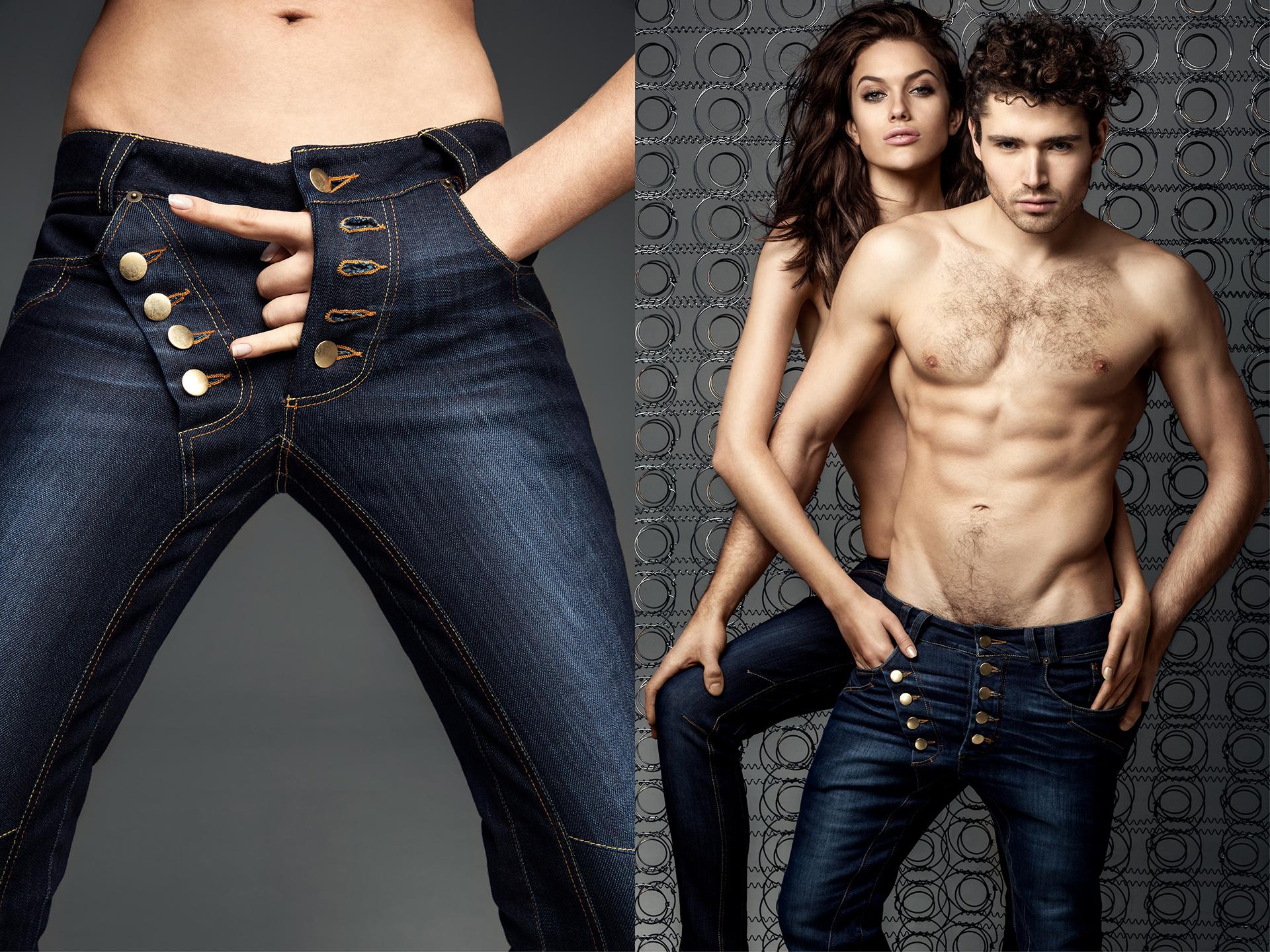 PlayPants - Magic Access Jeans