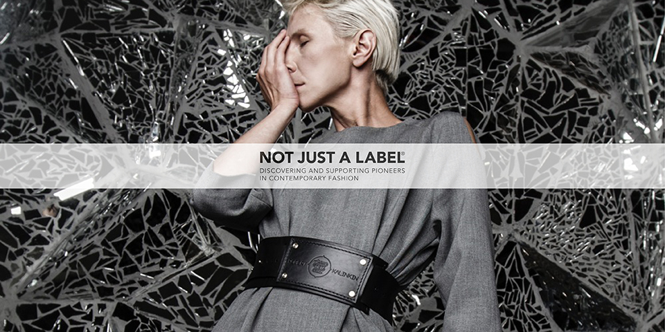 Robert Kalinkin fashion featured on NOT JUST A LABEL