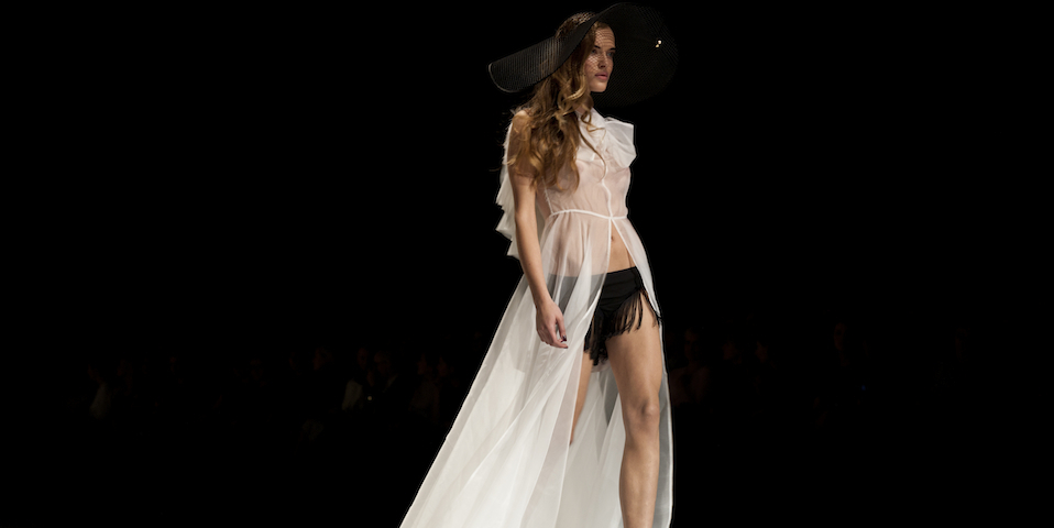 Robert Kalinkin Spring / Summer '14 Fashion Show