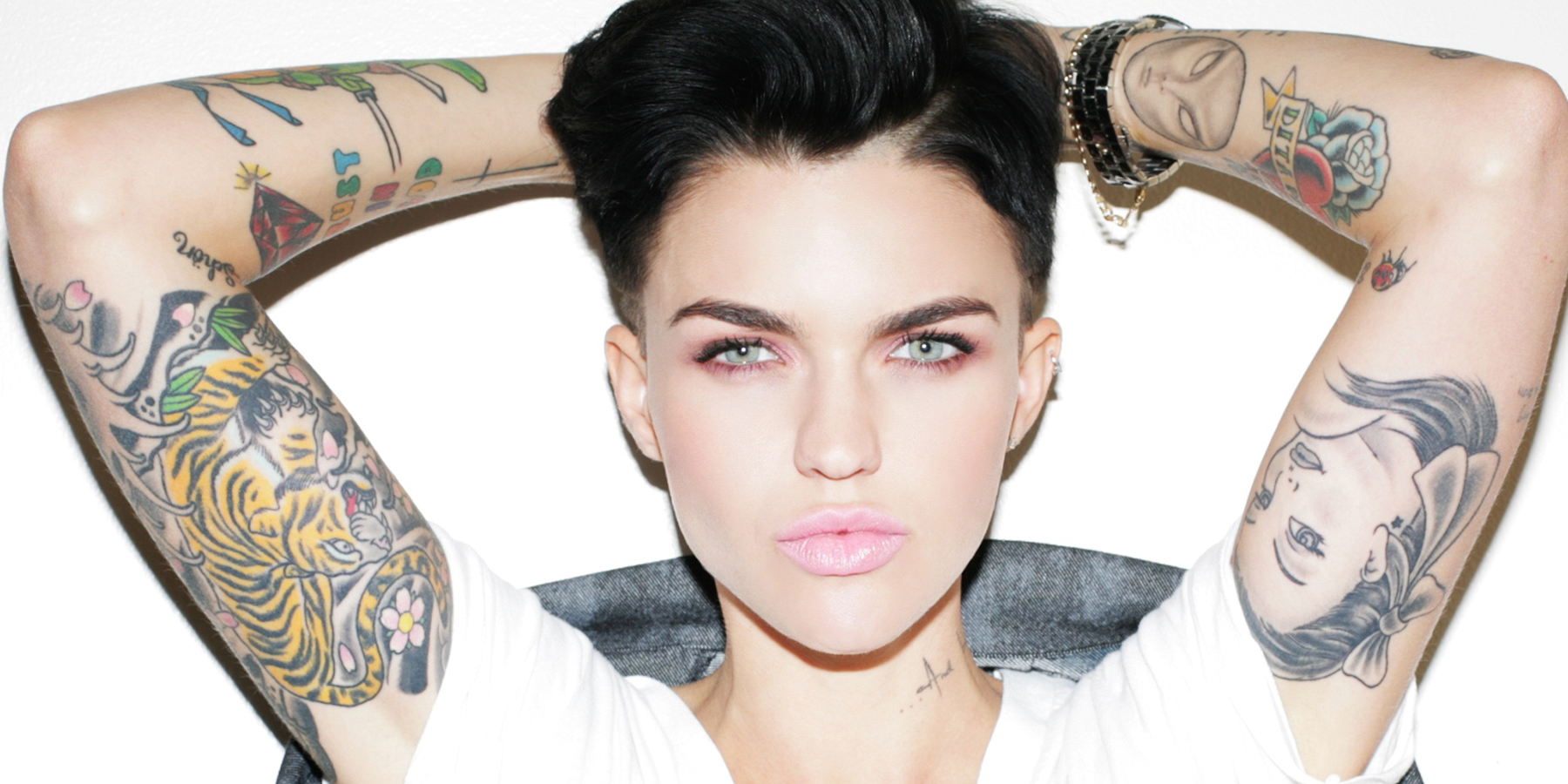 Ruby Rose X PlayPants