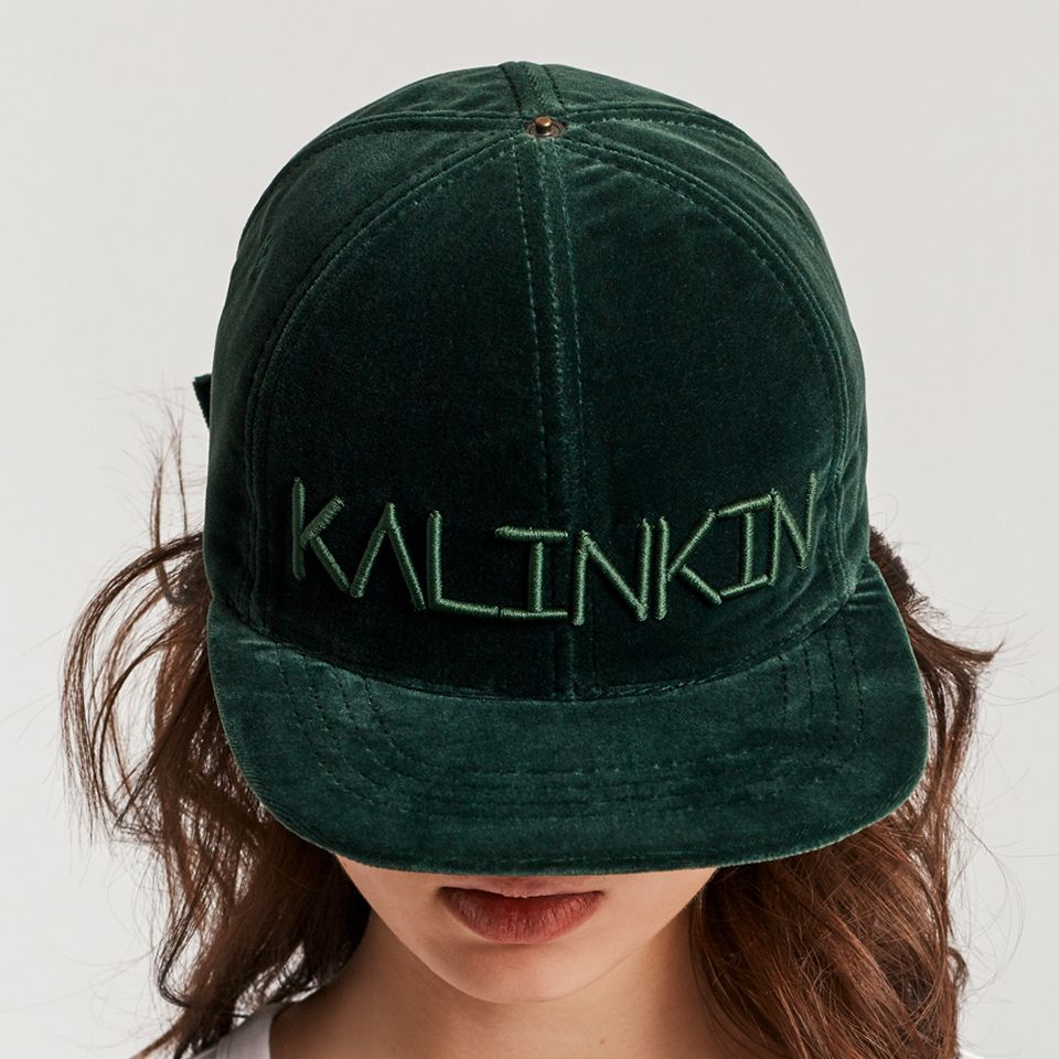 IT's KALINKIN baseball cap - moss