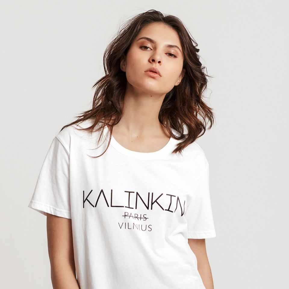 KALINKIN VILNIUS T-shirt
