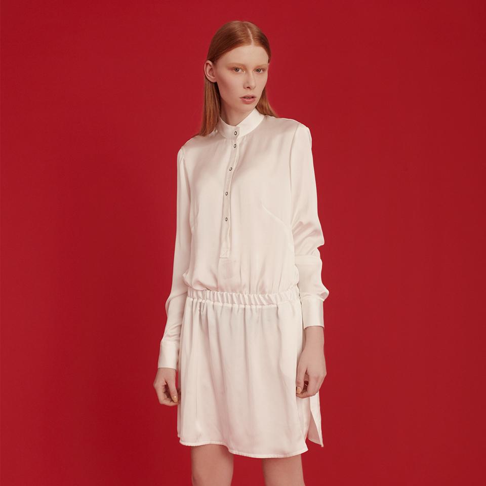 MISS LUCIFER dress - white
