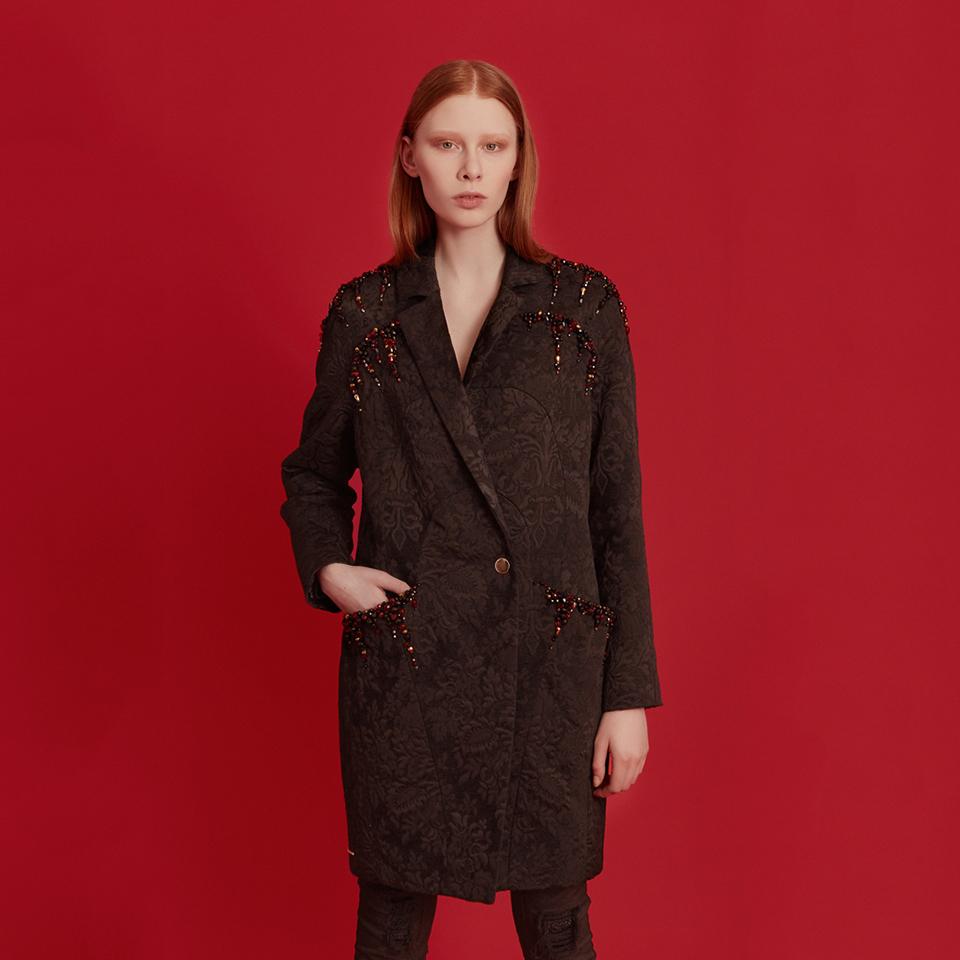 SHADOWPLAY coat