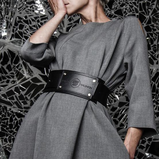 Leather Rebel Belt