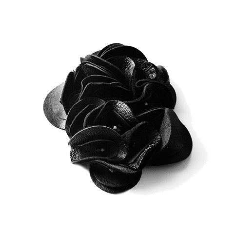 Black Swan Brooch