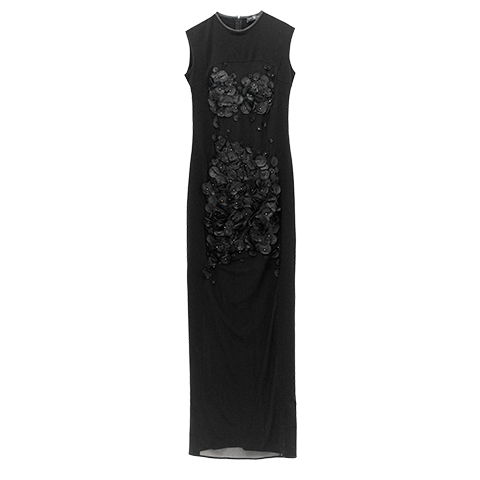 Unforgiven Dress in black