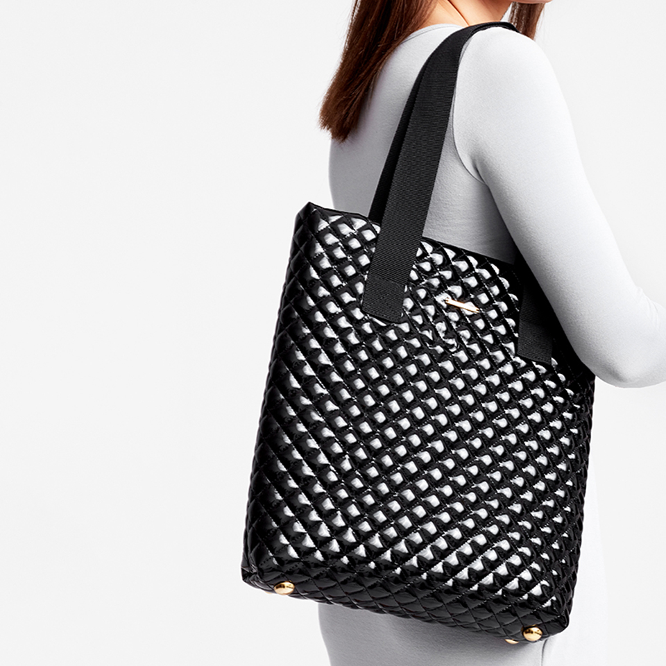 CUT THE TIES BAG - black