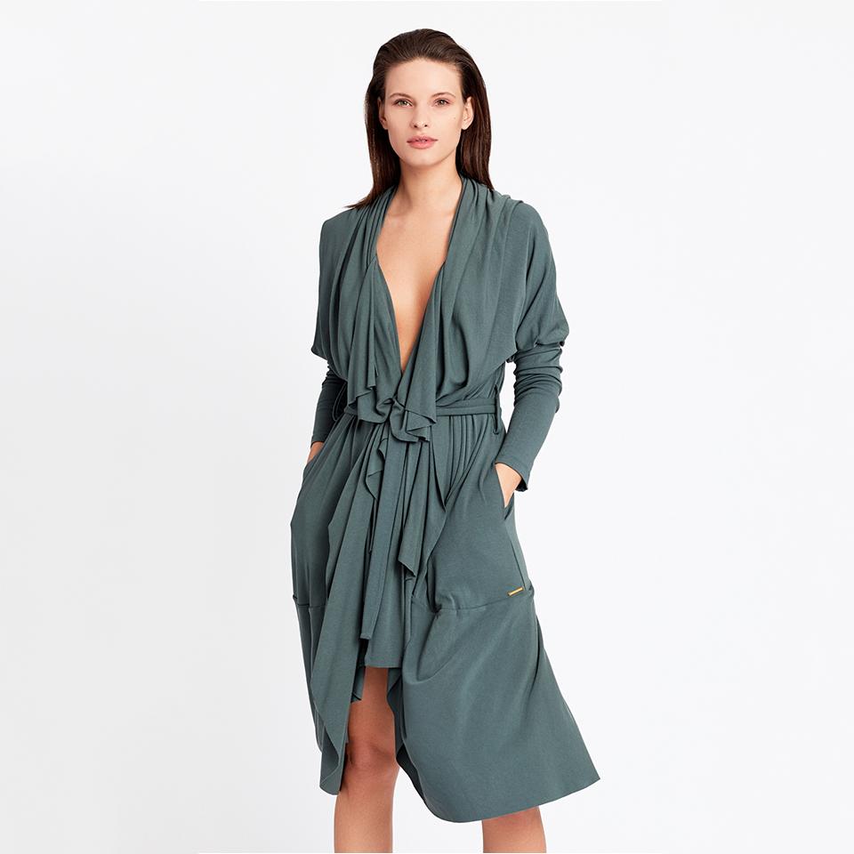 (UN)DRESS ME DRESS - green